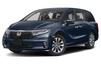 2021 Honda Odyssey - Obsidian Blue Pearl