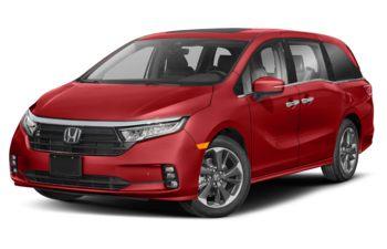2022 Honda Odyssey - Radiant Red Metallic II