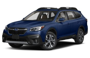 2022 Subaru Outback - Abyss Blue Pearl