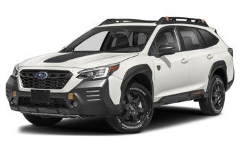 2022 Subaru Outback - Crystal White Pearl