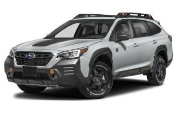 2022 Subaru Outback - Ice Silver Metallic