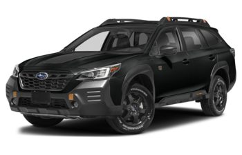2022 Subaru Outback - Crystal Black Silica