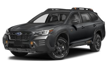 2022 Subaru Outback - Magnetite Grey Metallic