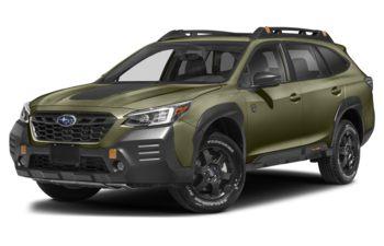 2022 Subaru Outback - Autumn Green Metallic