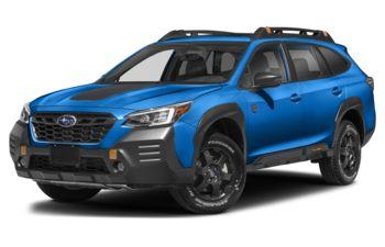 2022 Subaru Outback - Geyser Blue