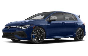 2022 Volkswagen Golf R - Lapiz Blue Metallic