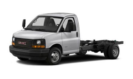 2019 GMC Savana Cutaway 4500 4500 Van