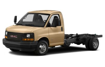 2019 GMC Savana Cutaway 4500 - Doeskin Tan