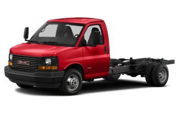 2019 GMC Savana Cutaway 4500 - Cardinal Red