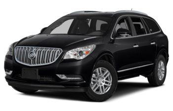 2017 Buick Enclave - Ebony Twilight Metallic