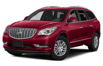 2017 Buick Enclave - Crimson Red Tintcoat