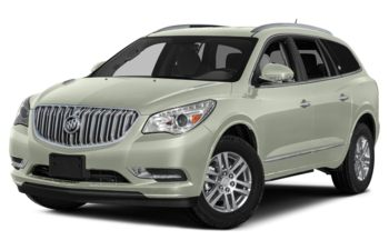 2017 Buick Enclave - White Frost Tricoat