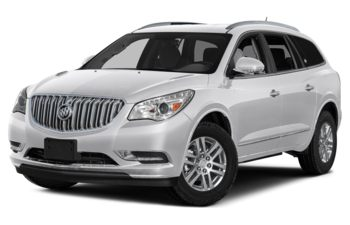 2017 Buick Enclave - Summit White