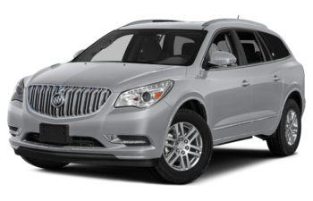 2017 Buick Enclave - Quicksilver Metallic