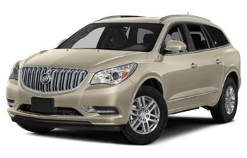 2017 Buick Enclave - Sparkling Silver Metallic