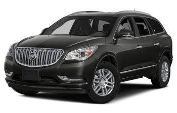 2017 Buick Enclave - Iridium Metallic