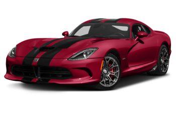 2017 Dodge Viper - Adrenaline Red