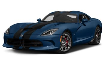 2017 Dodge Viper - Competition Blue