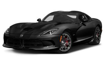 2017 Dodge Viper - Venom Black