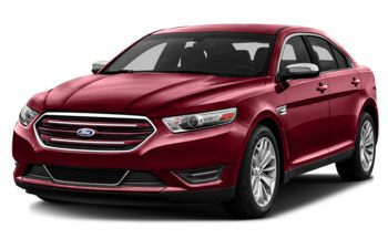 2017 Ford Taurus - Ruby Red Metallic Tinted Clearcoat