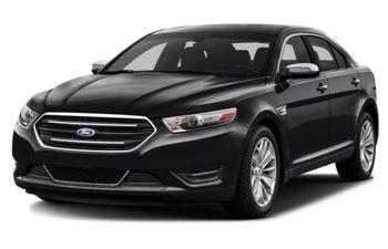 2017 Ford Taurus - Shadow Black
