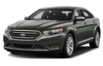 2017 Ford Taurus - Magnetic Metallic