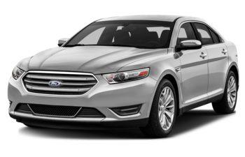 2017 Ford Taurus - Ingot Silver Metallic