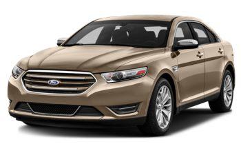 2017 Ford Taurus - White Gold