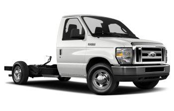2019 Ford E-350 Cutaway - Oxford White