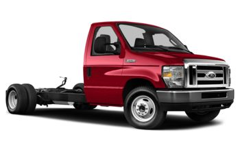 2019 Ford E-450 Cutaway - Race Red