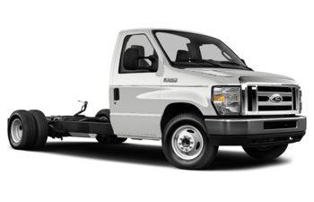 2019 Ford E-450 Cutaway - Oxford White
