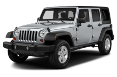 Wrangler JK Unlimited
