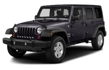 2018 Jeep Wrangler JK Unlimited - Rhino