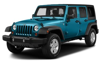 2017 Jeep Wrangler Unlimited - Chief