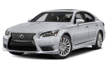 2017 Lexus LS 460 - Ultra White