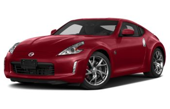 2017 Nissan 370Z - Solid Red