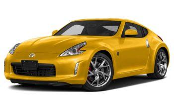 2017 Nissan 370Z - Chicane Yellow
