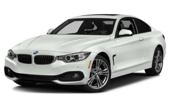 2017 BMW 430 - Alpine White