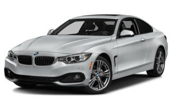 2017 BMW 430 - Glacier Silver Metallic