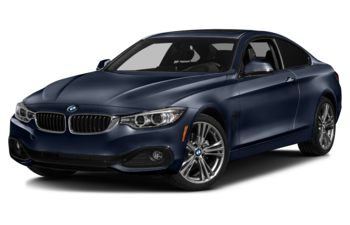 2017 BMW 430 - Imperial Blue Metallic