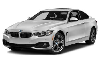 2017 BMW 430 - Mineral White Metallic