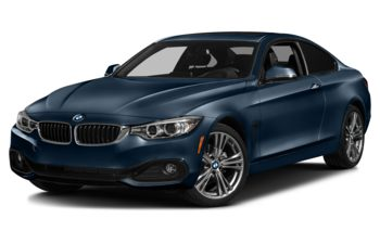 2017 BMW 430 - Midnight Blue Metallic
