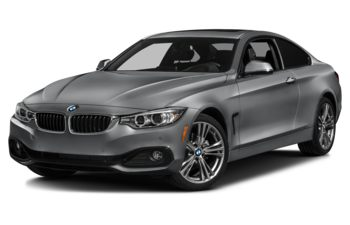 2017 BMW 430 - Mineral Grey Metallic