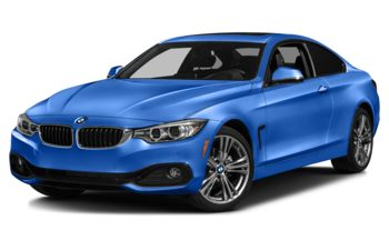 2017 BMW 430 - Estoril Blue Metallic