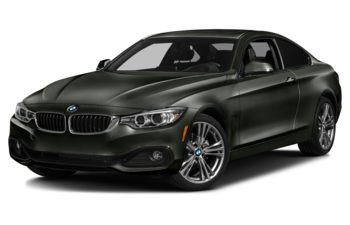 2017 BMW 430 - Citrin Black Metallic
