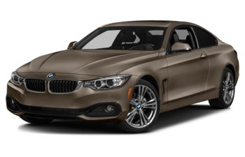 2017 BMW 430 - Champagne Quartz Metallic