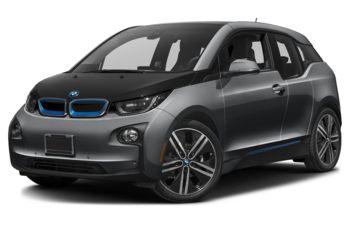 2017 BMW i3 - Mineral Grey Metallic w/BMW i Frozen Blue Accent