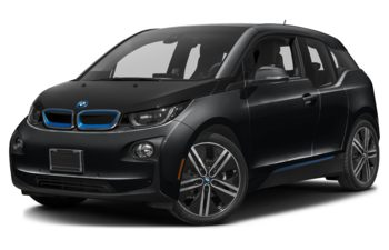 2017 BMW i3 - Fluid Black w/BMW i Frozen Blue Accent