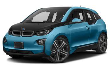 2017 BMW i3 - Protonic Blue Metallic w/Frozen Grey Accent