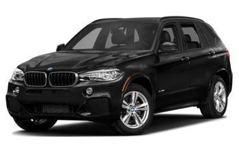 2017 BMW X5 - Black Sapphire Metallic